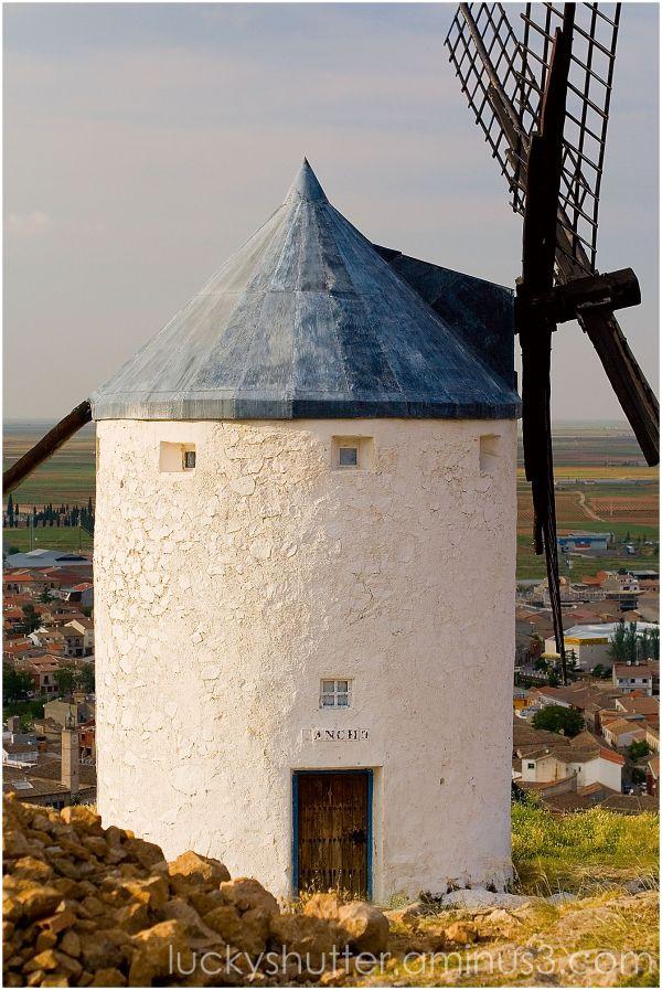Windmill in Consuegra