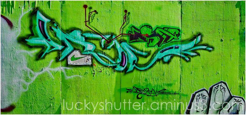 A Bit More Graffiti