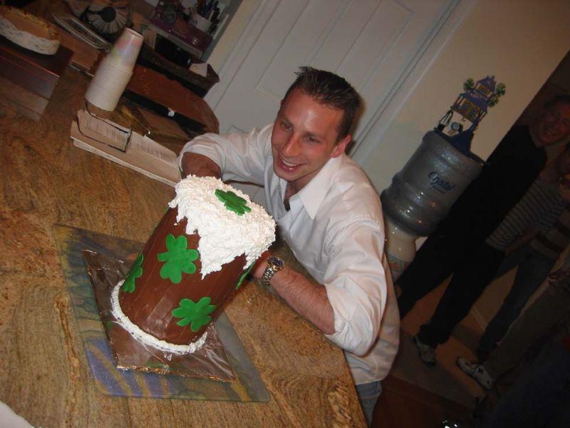Ultimate Birthday Cake