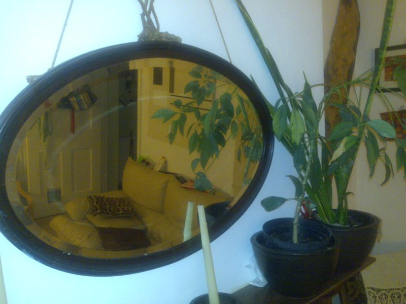 reflections in A flat