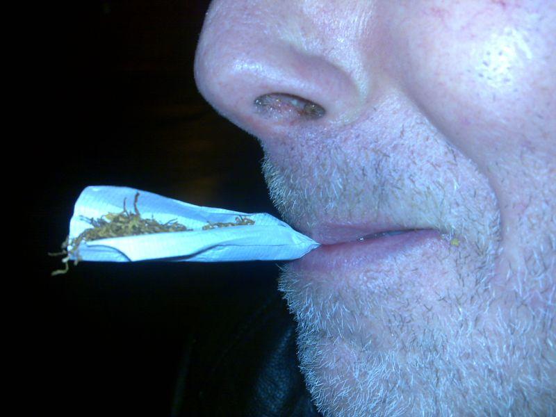 smoke that cigarette commander cody dark dude