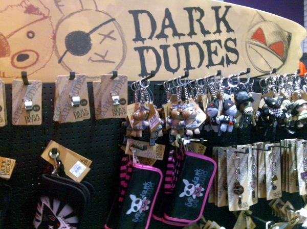 i am a product dark dude alien sex fiend