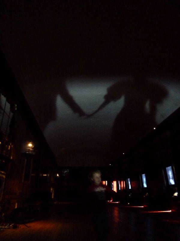 haunted dancehall sabres of paradise dark dude
