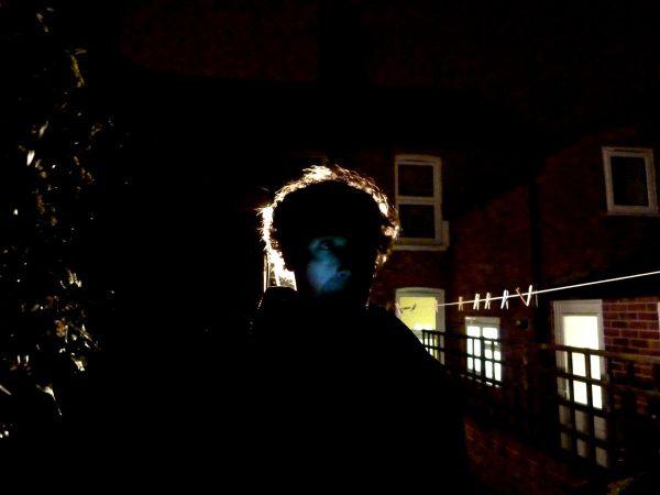 man with lightbulb head robyn hitchcock dark dude