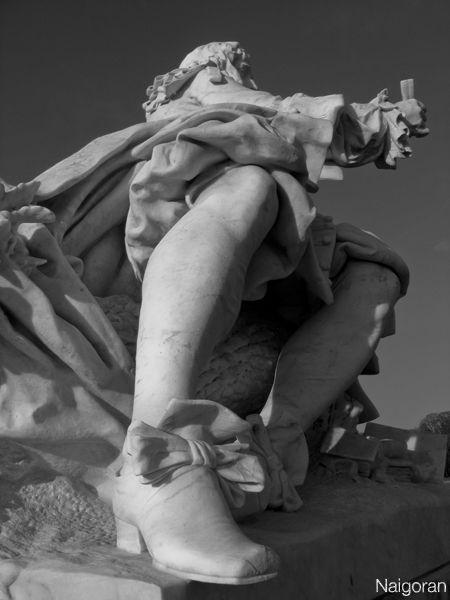 Les gambettes de M. Molière