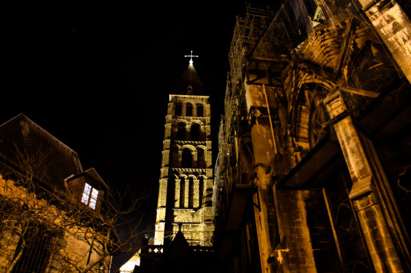 Tournai by Night (c) Alexandre Hermans 2009