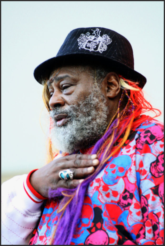 george clinton at sunfest