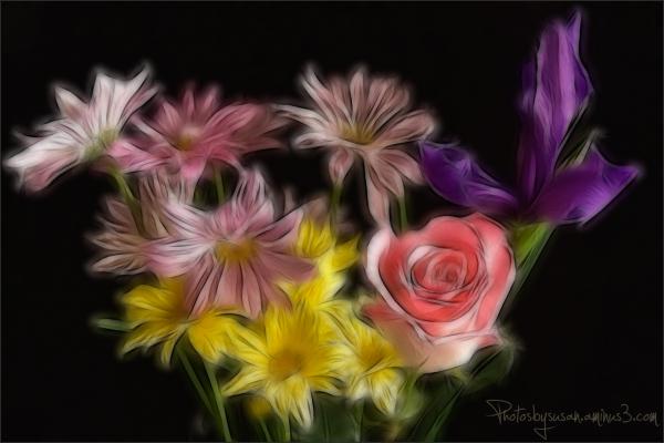 Strange Bouquet