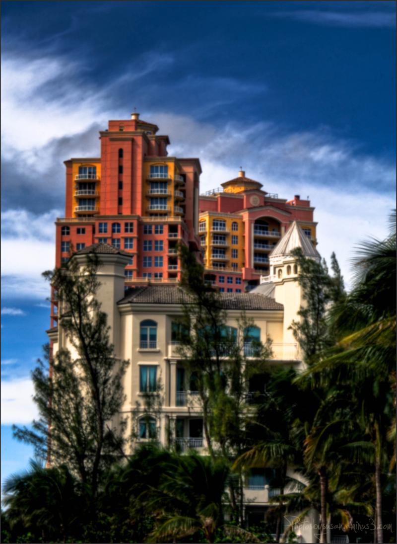 Lauderdale's Castles