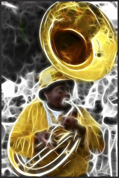 Mr. Tuba Player