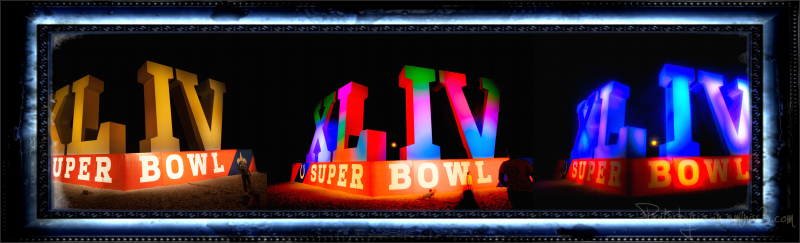 Colors of the Super Bowl