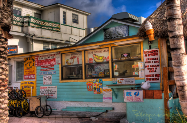 The Hot Dawg Shack