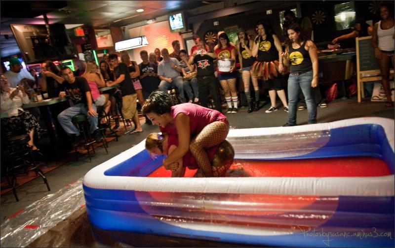 Jello Wrestling