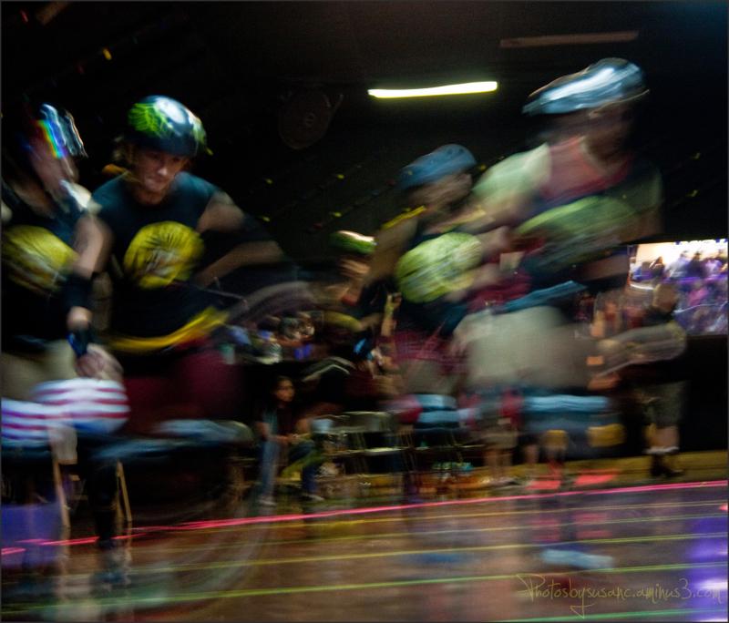 Roller Derby Grrlz