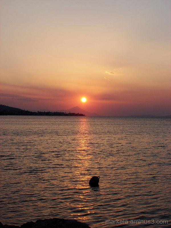 Sunset in Kalamos #2