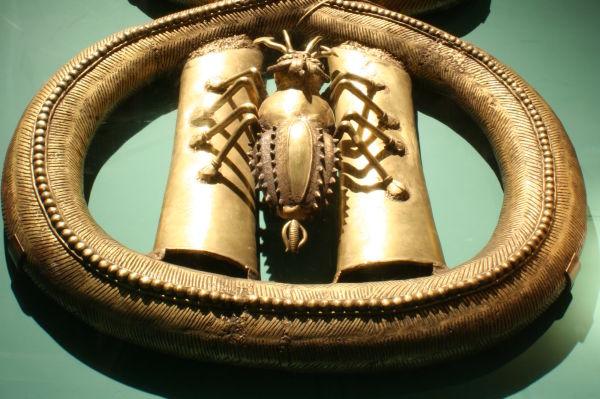 bamum snake bell africa