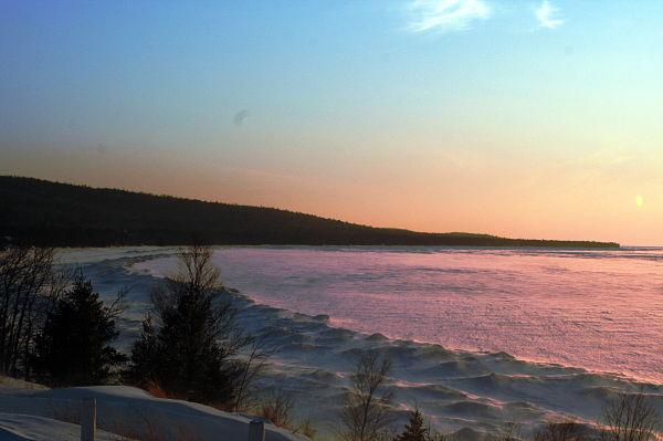 Frozen Waves