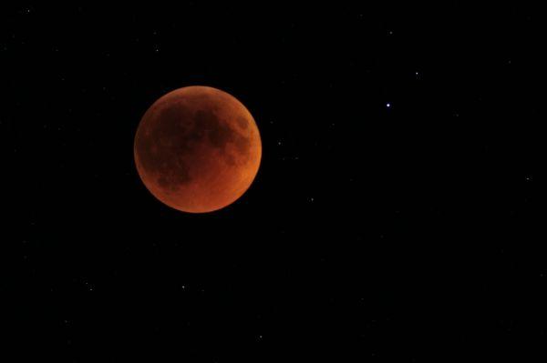 Lunar Ecllipse 15 june 2011