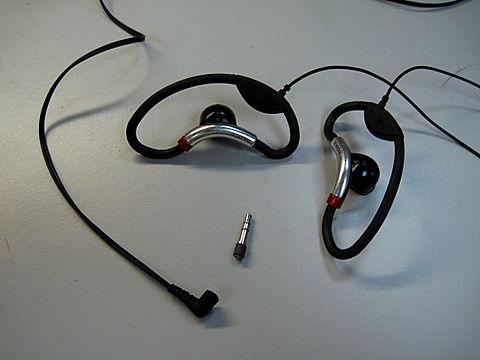 Dead headphones