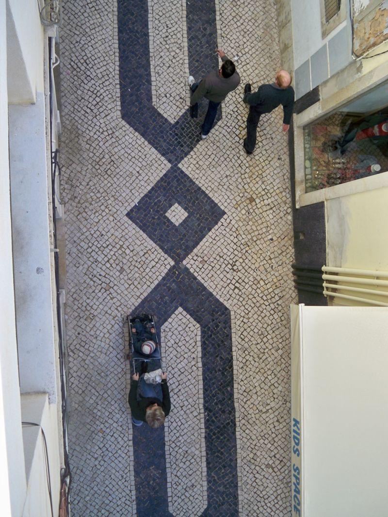 Street in Algarve