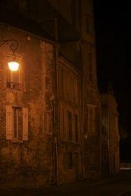 Street in Laon