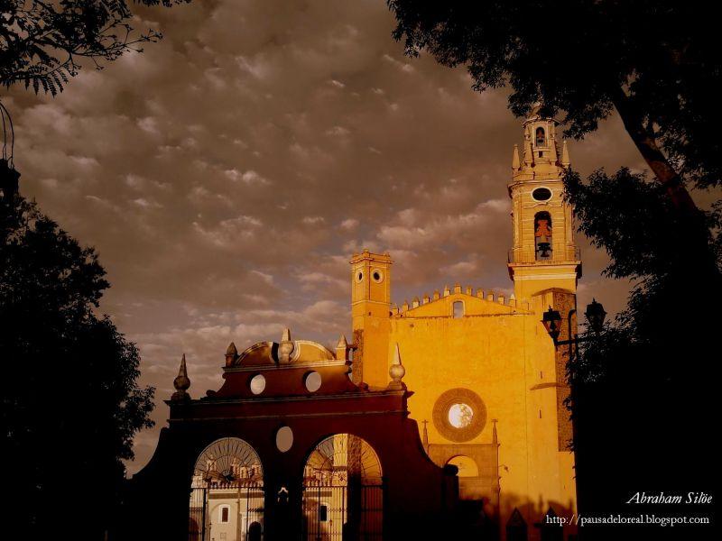 El convento de san Gabriel