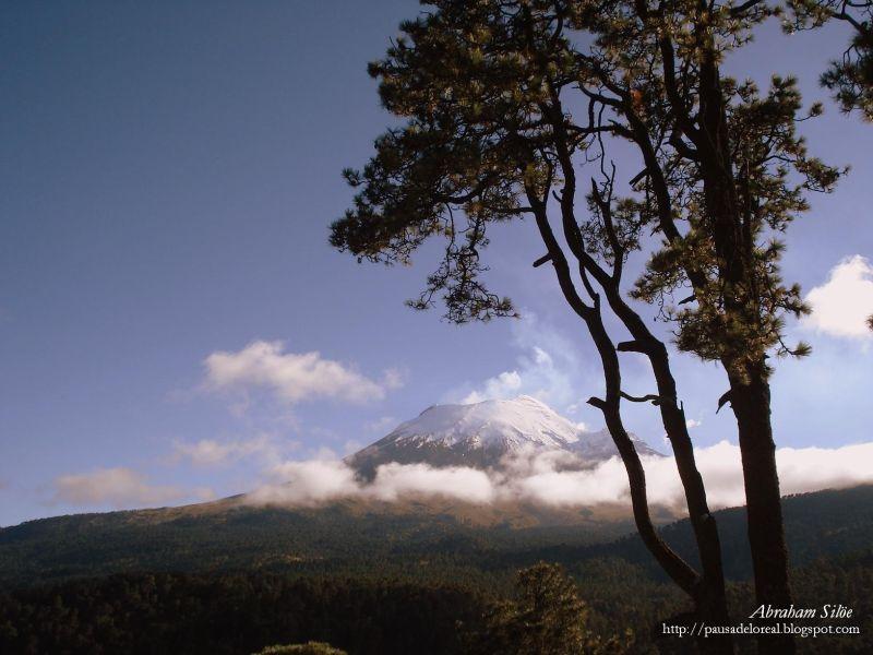 La belleza del Popocatepetl II