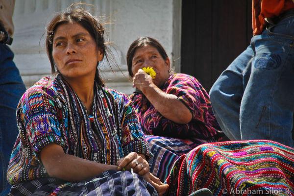 Rostros de Guatemala