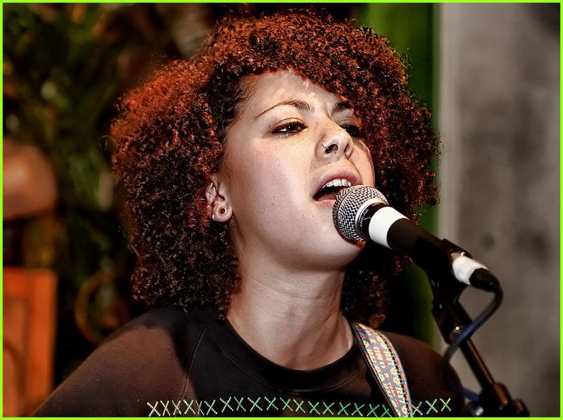 Kerry Leatham Live @ Favela Chic