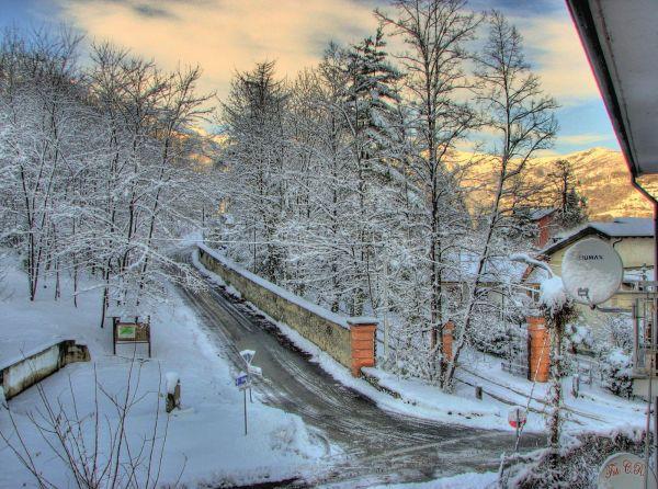 Dopo la nevicata il sereno (Luserna S.Giov.)