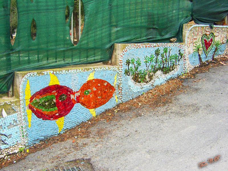 Mosaici in vetro 2