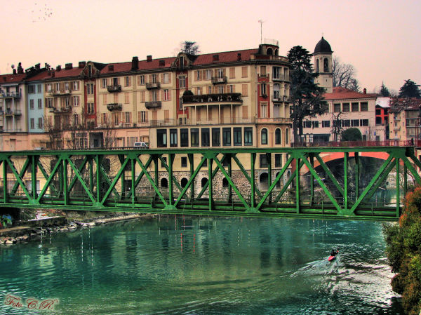 Ponte sulla Dora Baltea