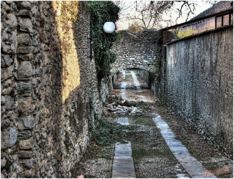 Vicolo del Borgo antico