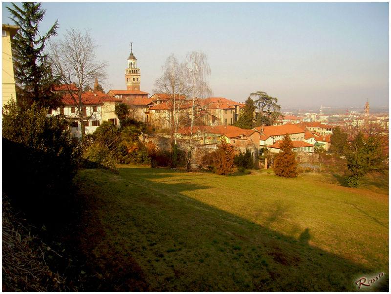 Saluzzo panorama