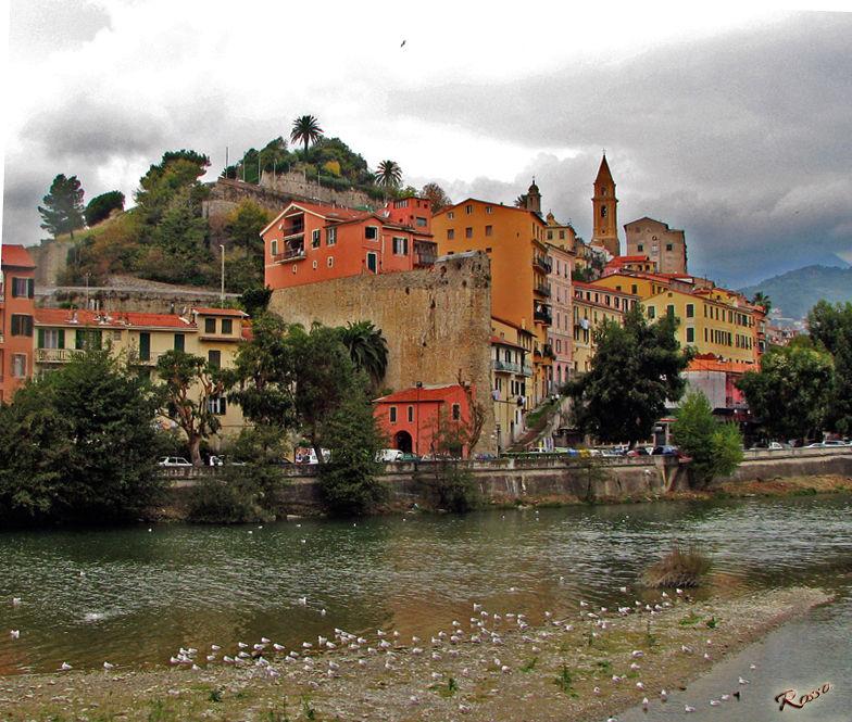 Ventimiglia antico borgo