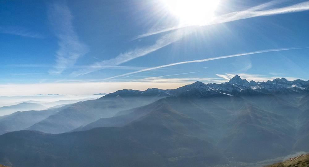 Monti e valli del Piemonte