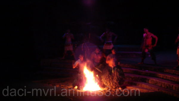 fire, hawaii, native performers