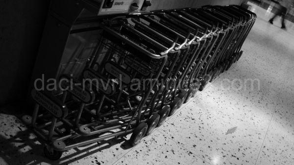 bagagge carts