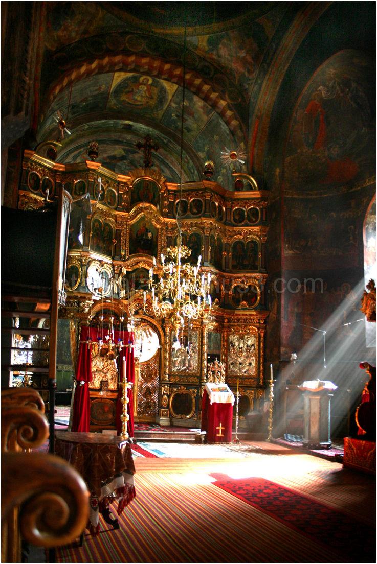 Slatina Monastery, Romania