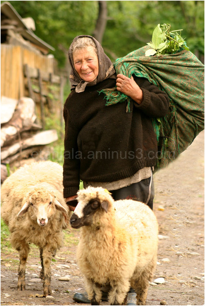 countrywoman Romania
