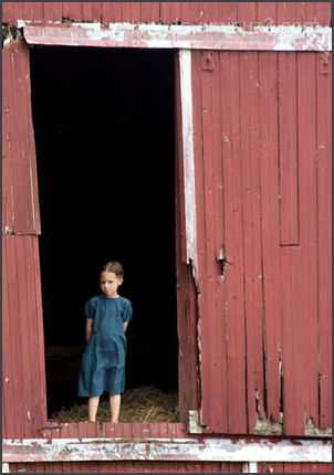 Cross America- Amish community in PA (3)