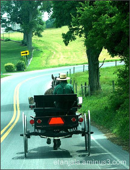 Cross America- Amish community in PA (12)