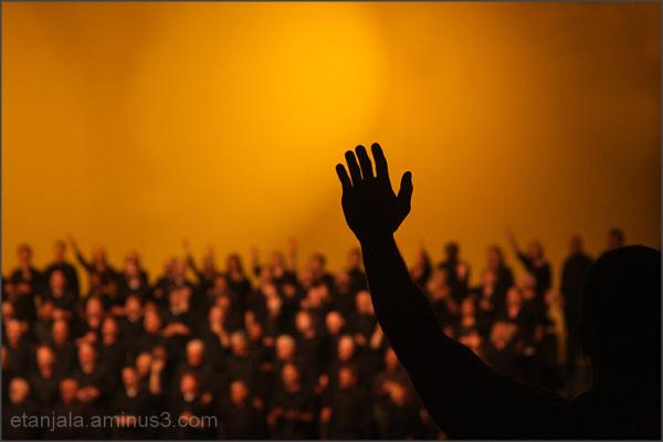 Worship at TRBC, in Lynchburg VA