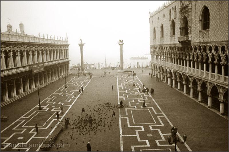 Venice, Piazza San Marco Italy.