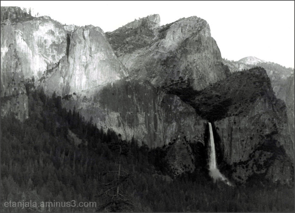 Yosemite  Park, California.