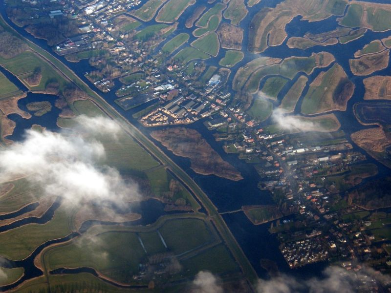 Above Netherlands