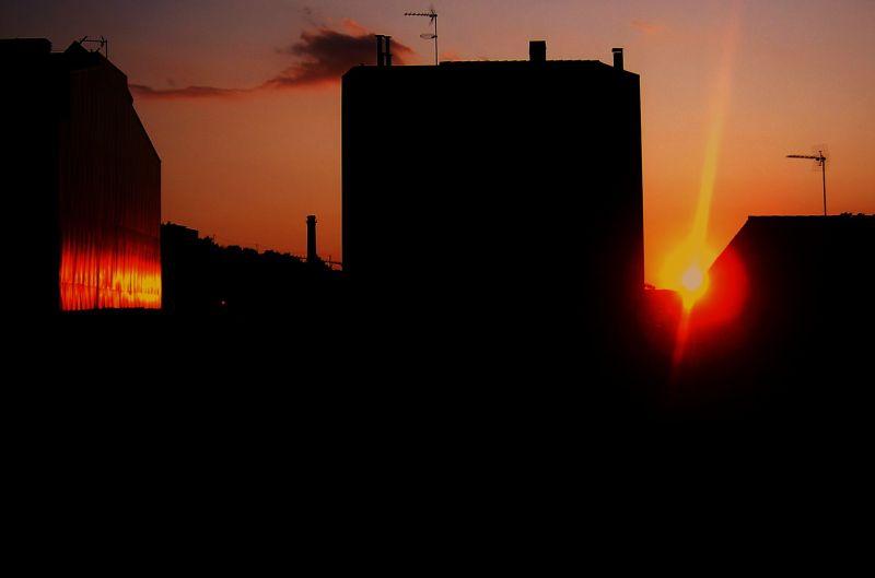 El foc del cel
