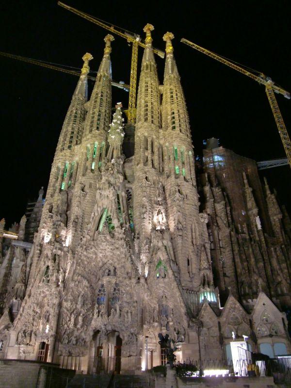 La Sagrada Família (IV)