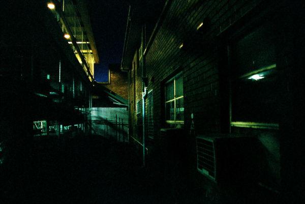 warehouse, inner west sydney