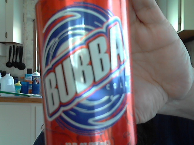 Bubba Cola from Save-a-Lot
